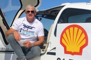 Piloto comercial, Ricardo Gonzalez pousou com tranquilidade no aeroporto José Cleto